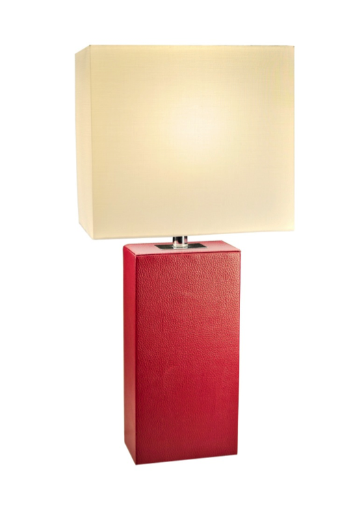 Charmant Pic Pic. Elegant Designs Modern Leather Table Lamp