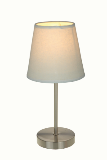 Simple Designs Basic Table Lamp